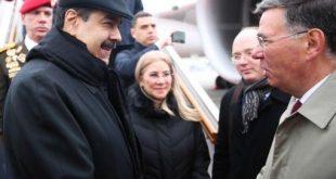 Venezuela, Rusia, Estados Unidos, Nicolás Maduro