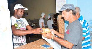 producción pan en sancti spiritus