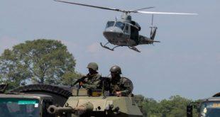 Venezuela, Fuerzas Armadas, Colombia