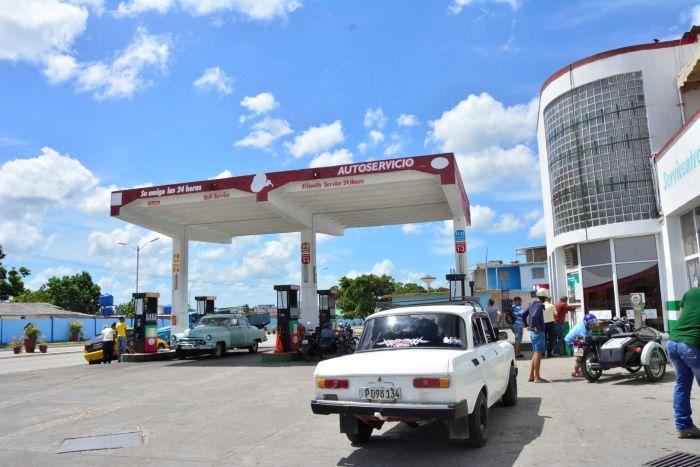 venta combustible diésel