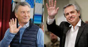 Argentina, elecciones, Mauricio Macri, Alberto fernández