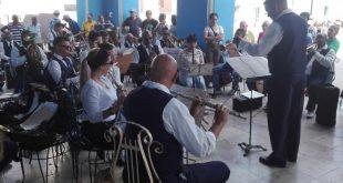 sancti spiritus, cultura, dia de la cultura cubana, bandas, badba provincial de concierto