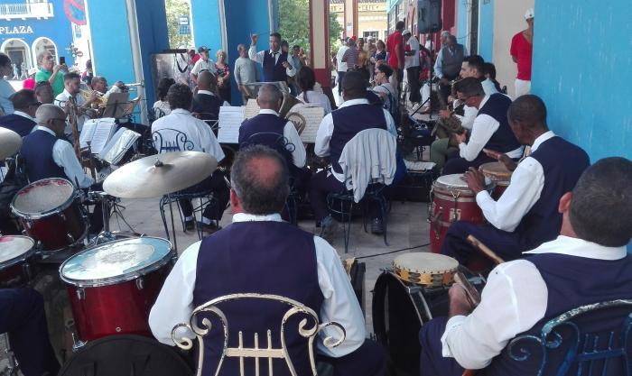 sancti spiritus, cultura, dia de la cultura cubana, bandas, banda provincial de concierto