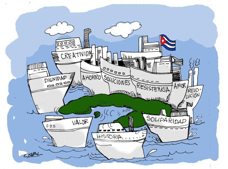 cuba, bloqueo de eeuu a cuba, relaciones cuba-estados unidos, combustible, situacion energetica