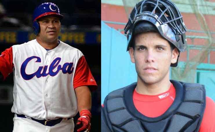 Frederich Cepeda y Yunior Ibarra integran el equipo cubano para el Premier 12.
