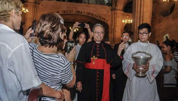 cuba, la habana, cuba-iglesia, iglesia catolica