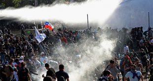 Chile, Sebastián Piñera, protestas