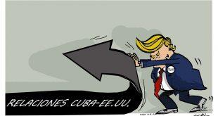 Cuba, EE.UU., bloqueo, Donald Trump