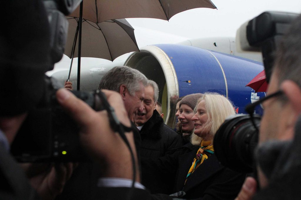 El presidente cubano cumplirá una agenda de trabajo en San Petersburgo. (Foto: PL)