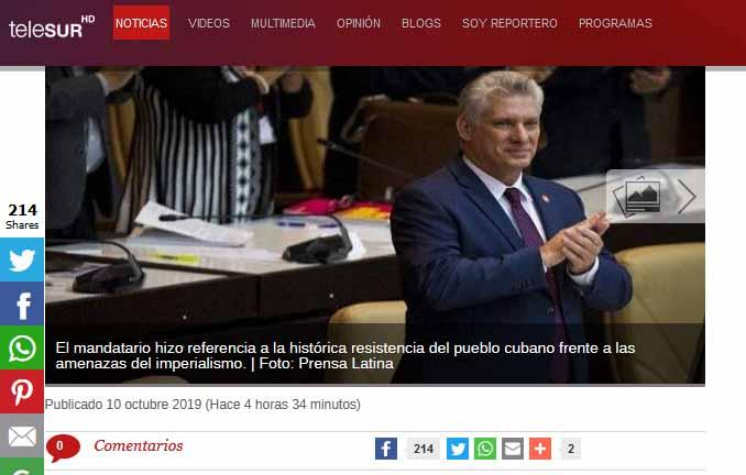 El sufragio celebrado este jueves en el Parlamento cubano encontró amplia repercusión en la prensa internacional.