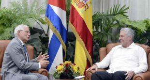 Cuba, España, Díaz-Canel