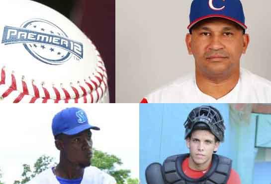 Frederich Cepeda, Yunior Ibarra y Geyser Cepeda son los Gallos llamados a la preselección cubana.