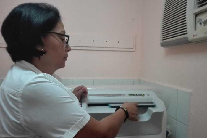sancti spiritus, salud publica, hospital provincial camilo cienfuegos, cancer de mama, imagenologia