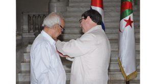 Cuba, Argelia, Minrex, amistad