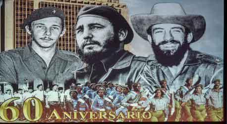 Las Milicias se crearon el 26 de octubre de 1959 para defender a la isla de las amenazas militares de Estados Unidos.