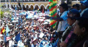 Evo Morales, Bolivia, elecciones