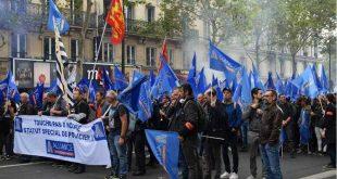 francia, manifestaciones