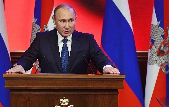 rusia, vladimir putin, relaciones estados unidos-rusia