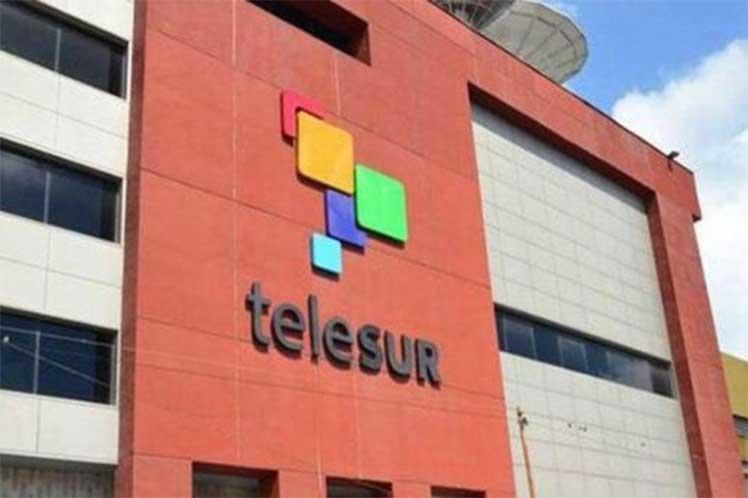 La Nueva Televisión del Sur hizo un llamado a las autoridades correspondientes a respetar el derecho a la libre información. (Foto: PL)
