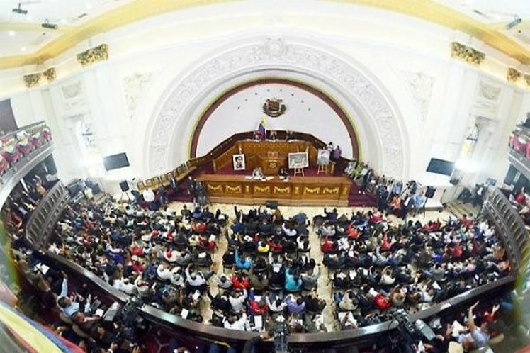 Es el pueblo venezolano el que escogerá en 2020 a los nuevos integrantes del Parlamento. (Foto: PL)