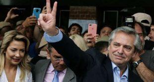 argentina, alberto fernandez, miguel diaz-canel, presidente de la republica de cuba