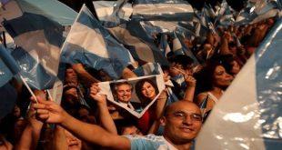 Argentina, elecciones, Alberto Fernández, Mauricio Macri