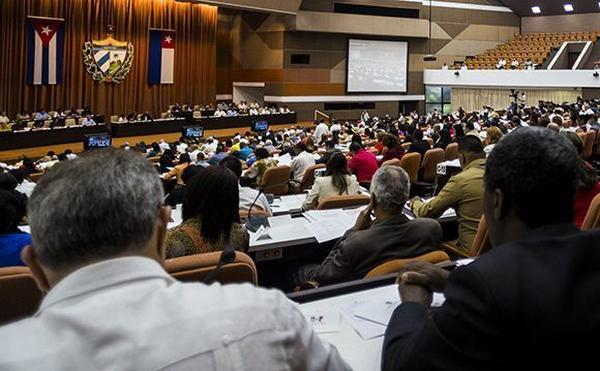 cuba, parlamento cubano, asamblea nacional del poder popular, constitucion de la republica, comision electoral nacional