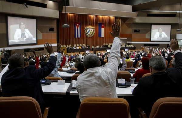 cuba, asamblea nacional del poder popular, consejo de estado, parlamento cubano, miguel diaz-canel, raul castro