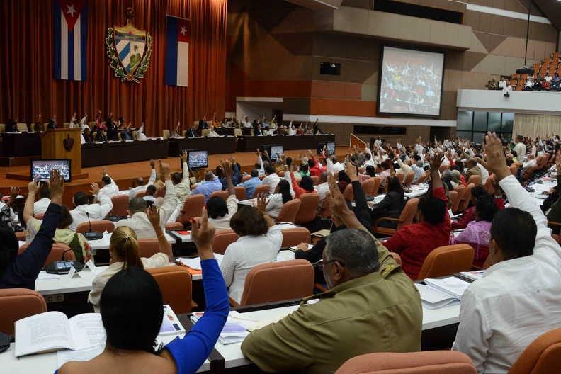 cuba, asamblea nacional del poder popular, consejo de estado, constitucion de la republica de cuba