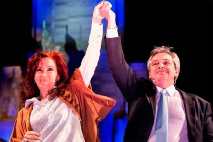 argentina, cristina fernandez, alberto fernandez