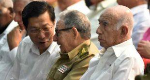 Cuba, China, Raúl Castro, Díaz-Canel