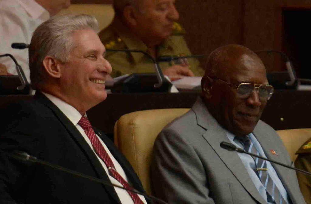 cuba, miguel diaz-canel, presidente de la republica de cuba, consejo de estado, asamblea nacional del poder popular, parlamento cubano, constitucuion de la republica