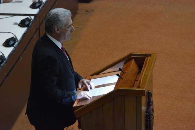 cuba, asamblea nacional del poder popular, parlamento cubano, presidente de la republica de cuba, miguel diaz-canel