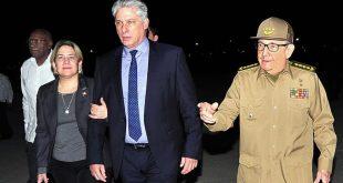 cuba, miguel diaz-canel, presidente de la republica de cuba