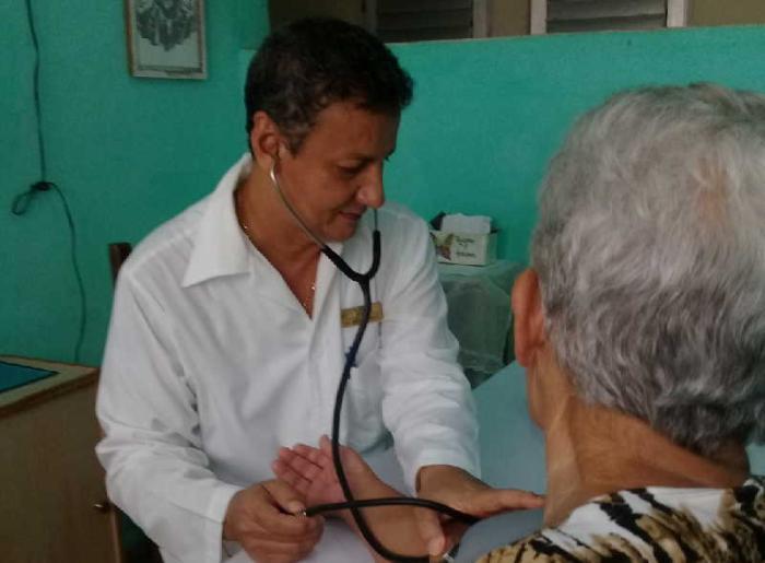 sancti spiritus, medicina interna, salud publica, la sierpe, medicos