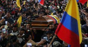 Ecuador, ONU, protestas