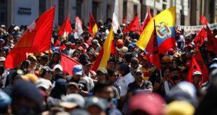 Ecuador, protestas, paquetazo, Lenín Moreno
