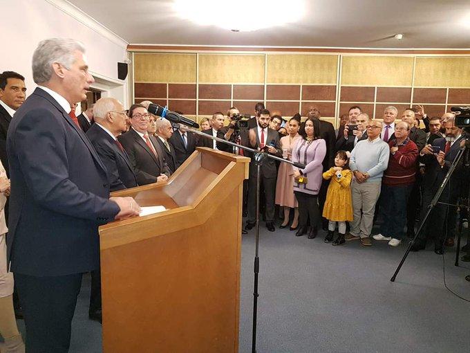 cuba, rusia, miguel diaz-canel, presidente de cuba en rusia, moscu, vladimir putin