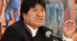 bolivia, mas, evo morales