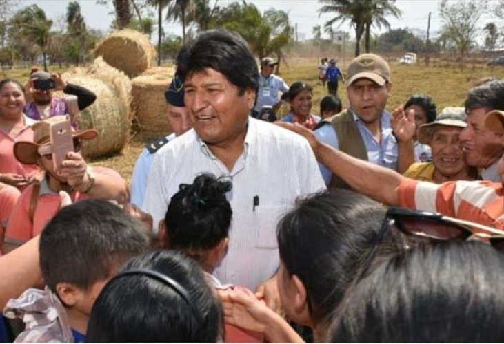 bolivia, evo morales, bolivia elecciones, mas