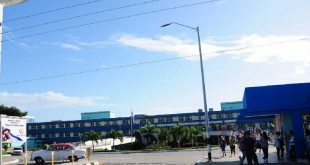 sancti spiritus, hospital general provincial camilo cienfuegos, combustible, ahorro energetico, situacion energetica