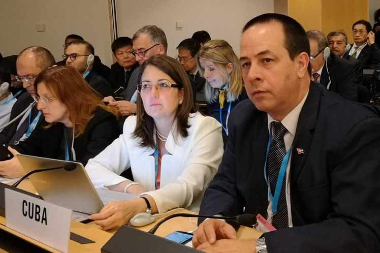EE.UU. denegó las visas a la comitiva cubana que asistiría a la más importante cita de las autoridades de salud de la región. (Foto: PL)