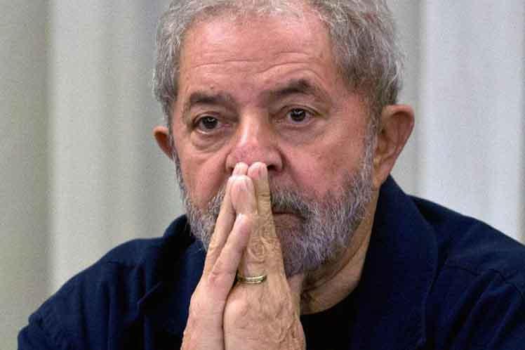 Lula recibió en la cárcel el Premio George  Meany-Lane Kirkland de Derechos Humanos 2019.