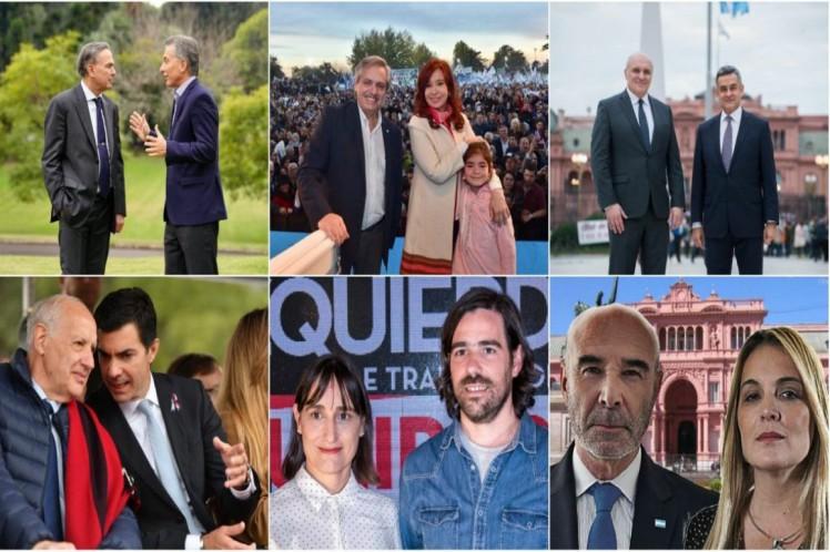 Los argentinos deberán elegir propuestas  políticas diametralmente opuestas. (Foto: PL)