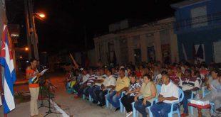 sancti spiritus, asamblea de rendicion de cuenta, delegados del poder popular
