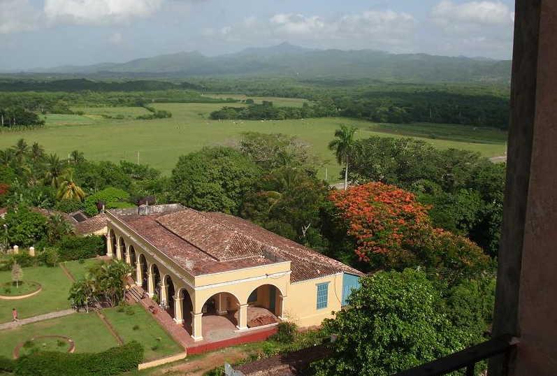 sancti spiritus, turismo, valle de los ingenios, trinidad, turismo de naturaleza