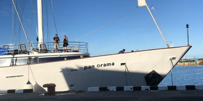 Inicia temporada alta de arribo de cruceros a Trinidad - Escambray
