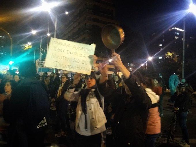 Las medidas se producen tras una jornada de paro nacional en la que varios sectores expresaron su rechazo al Gobierno colombiano. (Foto: TeleSUR)