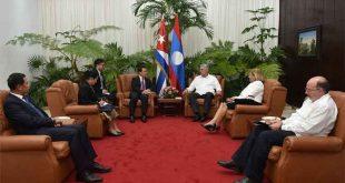 Cuba, Laos, Díaz-Canel