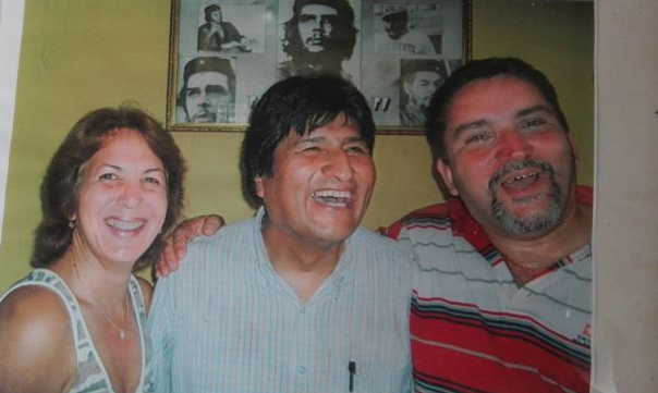 sancti spiritus, colaboradores cubanos, bolivia, evo morales, medicos cubanos, salud sancti spiritus
